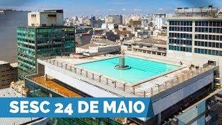 Pessoal, participei da inauguração da nova unidade do SESC, aqui no centro da cidade. Além da geração de novos empregos, este belíssimo prédio contribui com a revitalização da região central de São Paulo. São inúmeras atividades culturais e de lazer, portanto, fazemos um convite para que venham conhecer. #AceleraSP #JoãoTrabalhadoro Sesc 24 de Maio será inaugurado neste sábado (19), na Rua 24 de Maio, no Centro de São Paulo. Construída no antigo prédio da Mesbla, a nova unidade tem 13 andares, dois subsolos, térreo com área de circulação e, na cobertura, uma piscina de 625 m².Já neste sábado, a unidade conta com atividades variadas. Vinte artistas circenses vão percorrer o entorno do Sesc 24 de Maio e interagir com o público com acrobacias, malabarismos e contorcionismos.O sambista Martinho da Vila vai receber Tereza Gama e Marco Matolli, do Clube do Balanço, e o rapper Rashid para o show de inauguração da unidade.Um painel fotográfico interativo, feito pelo fotógrafo João Correia Filho, vai permitir observar o entorno do Sesc 24 de Maio, mostrando a ocupação da região com áreas verdes, mobilidade e hidrografia.Uma bateria de escola de samba e um bloco de maracatu vão se encontram em frente ao Sesc 24 de Maio para uma batucada.Na piscina do terraço haverá uma atividade de polo aquático, com atletas da seleção brasileira interagindo. O acesso à piscina será feita mediante apresentação do cartão de matrícula plena e do exame dermatológico atualizado.A unidade vai funcionar de terça a sábado, das 9h às 21h. Aos domingos e feriados, das 9h às 18h.A carteirinha do SESC dá acesso às unidades, mas precisa trabalhar no comércio de bens, serviço e turismo do Sesc, Senac e entidades sindicais do comércio e comerciários.Inscreva-se no nosso canal e siga suas redes sociais:✓ Youtube: https://goo.gl/IzRhf9Prefeito de SP, eleito com mais de 3 milhões de votos em 1º turno. Empresário e jornalista, paulistano, apaixonado pela minha família e pela minha cidade.ACELERA !