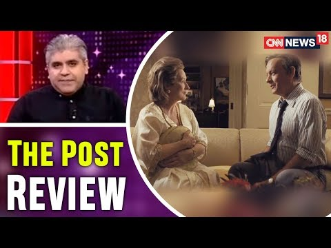 Rajeev Masand Review of The Post | The Post Review | CNN News18