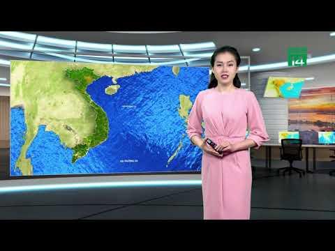 Thời tiết tổng hợp 16/04/2019: Mưa phùn xuất hiện trở lại | VTC14 - Thời lượng: 5 phút, 19 giây.
