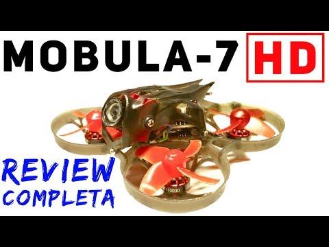 Mobula 7 HD: análisis completo de este pequeño gran cinewhoop