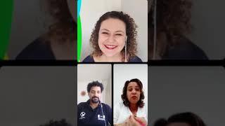 Café com Conviva - Planejamento para um retorno presencial seguro: a experiência de Acajutiba (BA).