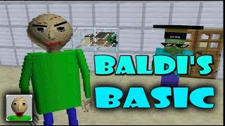Video MONSTER SCHOOL : Baldi's Basic in Education and Learning MP3, 3GP, MP4, WEBM, AVI, FLV September 2018