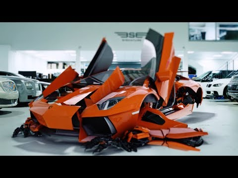 ⚡️7 Real Life 🤖Transformer Cars🚖 That Actually Exist😲 2018