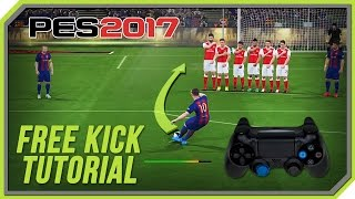 Basic PES 2016 Free Kick Tutorial for Playstation 3 and Playstation 4. If you like it click the LIKE button! Don't upload this video on other youtube channels, please respect my work. Thanks!►Like us on facabook:https://www.facebook.com/pesoholichari/Follow us on twitter:https://twitter.com/pesoholichariwww.pes-serbia.com►Like me on facabook:https://www.facebook.com/maremastutorialsFollow me on twitter:https://twitter.com/maremas_►Tutorial Contain:Low Free KickDipping Free KickNormal Free KickNormal Curve Free KickOutside Curve Free KickKnuckleball Free Kick Free KickSecond Man Free Kick Dummy Free KickOf The Ball Free Kick►Skill Cards:Knuckle Shot----------------------------------------------------------► My tutorials:PES 2017 Rabona Tutorial [PS4]https://youtu.be/2NUFn0rFmjgPES 2017 Rabona Tutorial [Xbox One]https://youtu.be/u-jqkrBXZaIPES 2017 Tricks and Skills Tutorial [Xbox One, Xbox 360, PC]https://youtu.be/KcbKDDEVKwQPES 2017 Tricks and Skills Tutorial [PS4, PS3]https://youtu.be/Ze5Ayt9h-uQPES 2016 Tricks and Skills Tutorial [Xbox One, Xbox 360, PC]https://youtu.be/37b5H8iDghQPES 2016 Tricks and Skills Tutorial [PS4, PS3]https://youtu.be/EJb_fYiI7q4Fifa 16 Unlisted Skills Tutorial [Xbox 360, Xbox One, PC]https://youtu.be/4WexV9eBf1YFifa 16 Unlisted Skills Tutorial [PS3, PS4]https://youtu.be/5AxnUQnwGM4Fifa 16 Listed Skills Tutorial [Xbox One, Xbox 360, PC]https://youtu.be/EZjcNjsf_6QFifa 16 Listed Skills Tutorial [PS4, PS3] https://youtu.be/lQ4Jf0Fix5QFifa 16 New Skills Tutorial PS4 https://youtu.be/Gm5AVqTBW9MFifa 16 New Skills Tutorial Xbox One https://youtu.be/DqgXE4zy95ghttps://www.youtube.com/watch?v=e5SZT21mXd0PES 2015 Free Kick Tutorialhttps://youtu.be/SQo5aNqSf-APES 2015 Tricks and Skills Tutorial [Xbox One, Xbox 360, PC] https://youtu.be/l5F6zHf9rLkPES 2015 Tricks and Skills Tutorial [PS4, PS3] https://youtu.be/EvqSK1dv9HgFifa 15 Skills Tutorial HD [PS4, PS3] https://youtu.be/_wabL0aijosFifa 15 Skills Tutorial HD [Xbox One, Xbox 360, PC] https://youtu.be/sWvx3Ueb7BE----------------------------------------------------------►Outro SongDisco Sting by Kevin MacLeod is licensed under a Creative Commons Attribution license (https://creativecommons.org/licenses/by/4.0/)Source: http://incompetech.com/music/royalty-free/index.html?isrc=USUAN1100363Artist: http://incompetech.com/Buy cheapest games only at g2a: https://goo.gl/0UJB3l  and Instant Gaming: https://goo.gl/Q4aN79