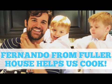 TWINS COOK WITH Juan Pablo Di Pace