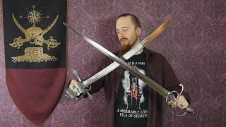 My Top 5 Swords for Aesthetic / Practical Reasons