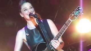 Sara Bareilles - I Choose You (at Radio City Music Hall 10/9/13)