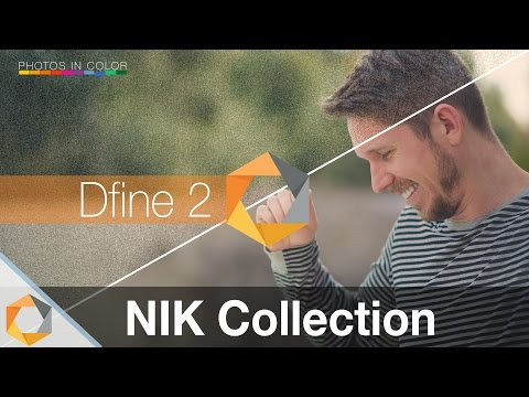 Nik Collection Tutorial -  Part 2 - Reduce Noise With DFine 2