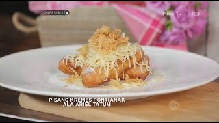 Video Chef's Table - Pisang Kremes Pontianak MP3, 3GP, MP4, WEBM, AVI, FLV Februari 2018