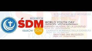 Hymn ŚDM 2016 Grupa  Redemptor