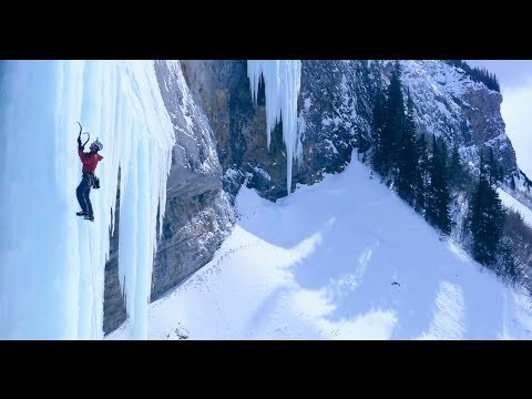 Ice Pillar Snaps with Climber on It, Here's How He Survived | Sub-Zero, Ep. 3