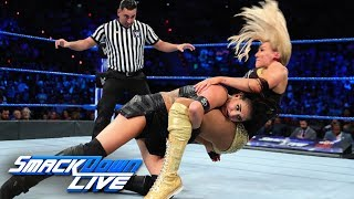 Nonton Charlotte Flair Vs  Sonya Deville  Smackdown Live  Sept  11  2018 Film Subtitle Indonesia Streaming Movie Download