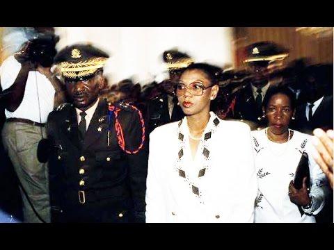 Première femme Président d'Haiti Ertha Pascal-Trouillot.