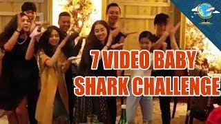 7 VIDEO BABY SHARK CHALLENGE YANG VIRAL