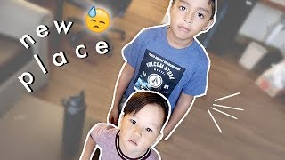 Video NERVOUS ABOUT BEING IN A NEW PLACE & NEW FRIENDS | Mel and Shane MP3, 3GP, MP4, WEBM, AVI, FLV Juli 2019
