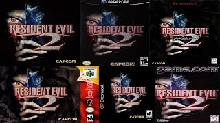 Video Resident Evil 2 - Unique Content Differences (ALL versions) - Lotus Prince MP3, 3GP, MP4, WEBM, AVI, FLV Oktober 2018