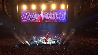 Arcade Fire Genting Arena Birmingham 16/04/18