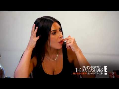 Keeping Up With The Kardashians 13.03 Preview