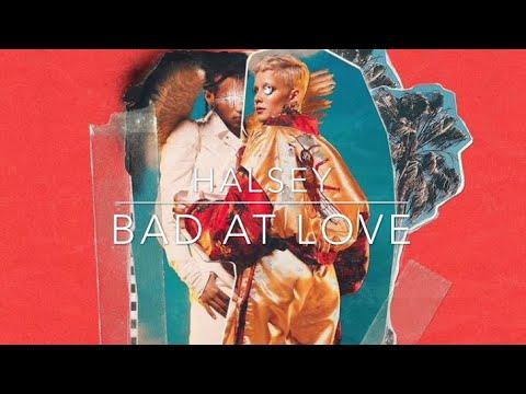 Video 洋楽 Halsey - Bad At Love  和訳 download in MP3, 3GP, MP4, WEBM, AVI, FLV January 2017