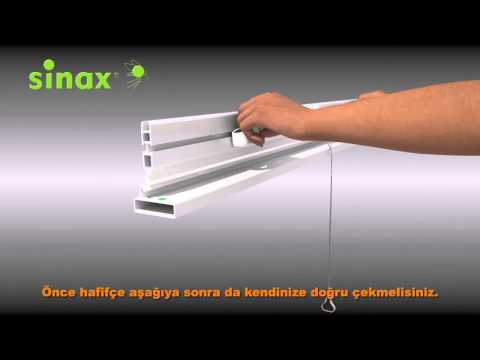 Sinax Ege40 Hazır Sineklik Kesmeden
