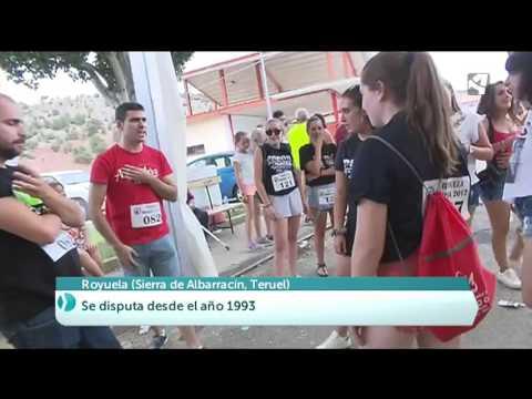 Aragón en abierto - Campeonato pronvincial de morra en Royuela