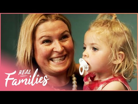 Girl Hears Her Mum's Voice For The First Time | Temple Street Children's Hospital | Real Families