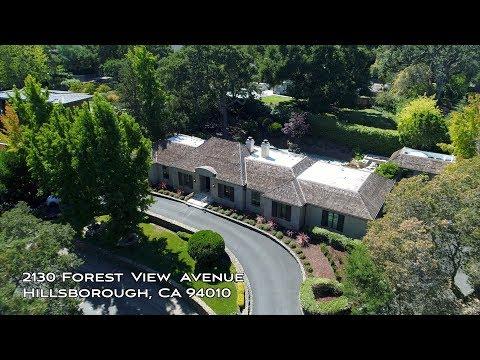 2130 Forest View Avenue - Hillsborough, CA 94010