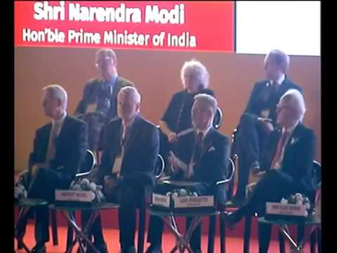 PM Modi's speech at the inauguration of the Nobel Prize Series Exhibition in Gandhinagar