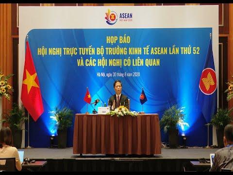 Thúc đẩy thực hiện các sáng kiến của Việt Nam đưa ra trong năm Chủ tịch ASEAN