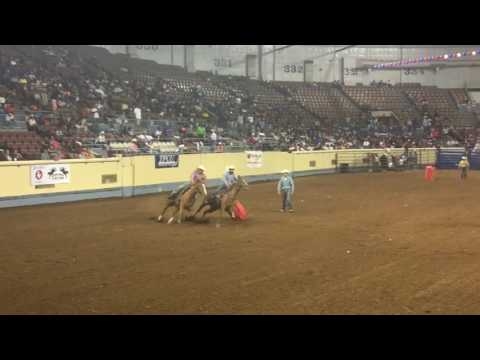 Cowboys Of Color Rodeo 2017 Pony Express 1st Race