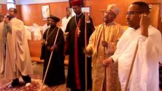 Ethiopian Orthodox 2005/2013 Debre Selam MedhaniAlem Official Opening Ceremony (Brandon, MB) #6