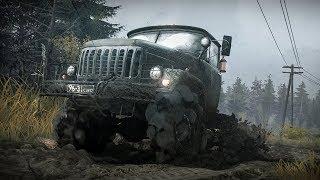 SPINTIRES: MUDRUNNER - Download [PC Game] - Download Spintires: Mud Runner by Saber Interactive 2017