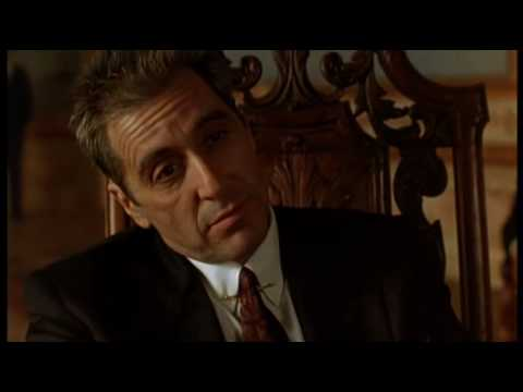 The Godfather Part III - Trailer - (1990) - HQ
