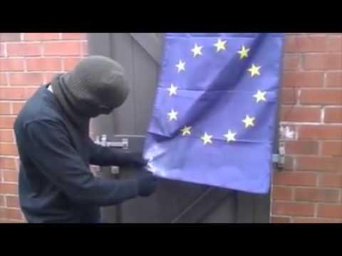 Balaclava Flag Gimp vs Arthur Brown