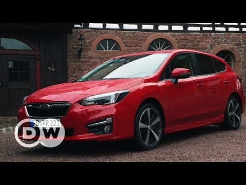 Subaru Impreza - Kraftvoll (Subaru global Plattform) | DW Deutsch