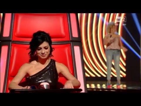 Video The Voice of Italy.Jennifer Vargas . La voz. 2016 Italia.  RAI2. download in MP3, 3GP, MP4, WEBM, AVI, FLV January 2017