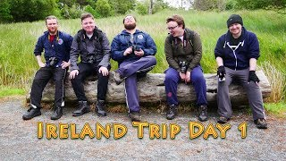 The first day of the ireland road trip me, ryan, mikey, cameron and ben took starting from ballymena we headed to glenveagh national park and then to glengesh pass and then up slieve league to finish day 1