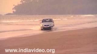 Kannur India  city photo : Drive-in-beach, muzhappilangad, kannur, cannanore, Kerala, India, beaches, longest beach