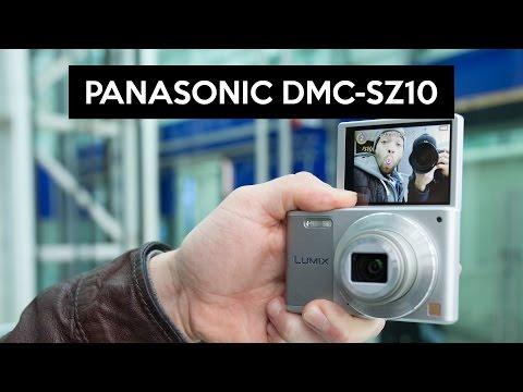 Panasonic DMC-SZ10 | the cheap VLOGGING camera with a flip screen