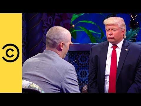 The President Interviews Matt Taibbi - The President Show | Comedy Central