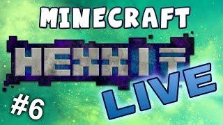 Hexxit LiveStream Episode 6 - Bone ore