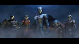 Gatchaman - Trailer 3D Animation