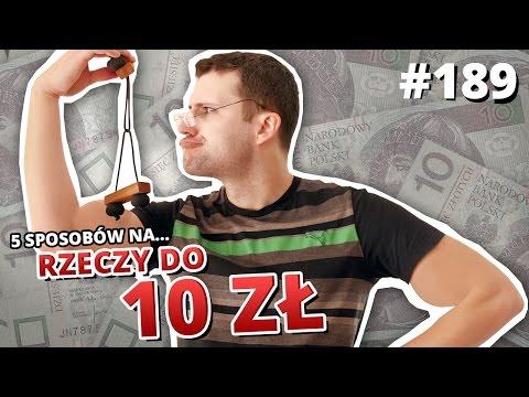 5 sposobów na... RZECZY DO 10 ZŁ (видео)