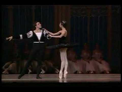 Nino (Nina) Ananiashvili - Swan Lake Pas de deux