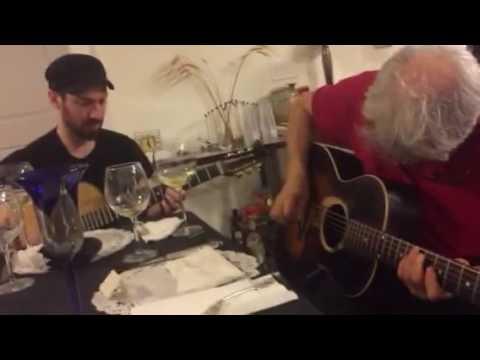 Marc Ribot and Alex Simon - Dark Eyes
