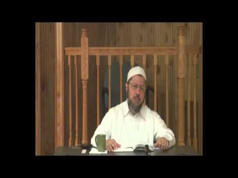 شرح كتاب فقه السنة 3 / 9 / 2012