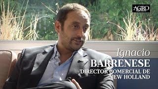 Ignacio Barrenese - Director Comercial de New Holland