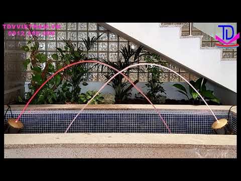 Vòi phun nước JumpingJet Rainbow Star - Súng phun nước