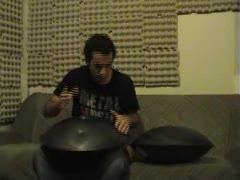 """Hang Drum"" Solo"