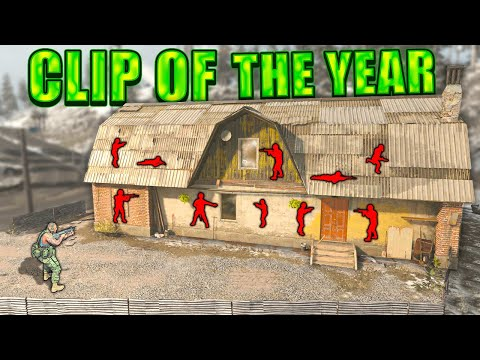 CLIP OF THE YEAR (Warzone Highlights and Funny Moments #188)